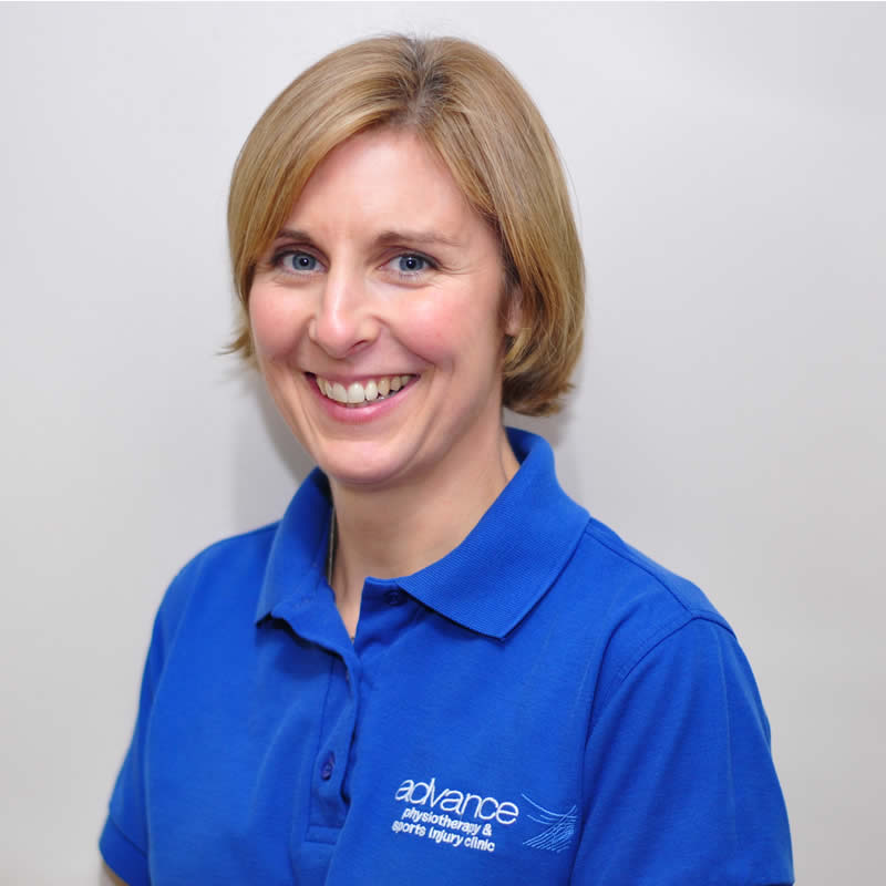 Caroline McNeill BSc (hons) Physiotherapy PG dip MMACP MCSP HCPC reg.