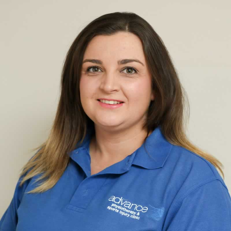 Nicola McCormick BSc. (HONS) physiotherapy MSc. MMACP, MCSP, HCPC reg.